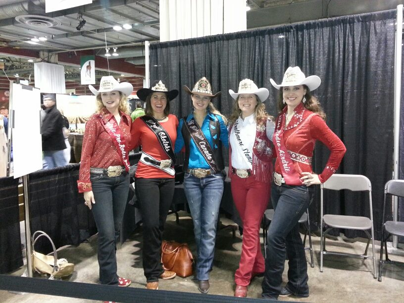 Airdrie Pro Rodeo Royalty April 13 Aggie Days Amp Miss