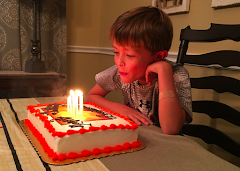 HAPPY 7th BIRTHDAY, ANDREW!!