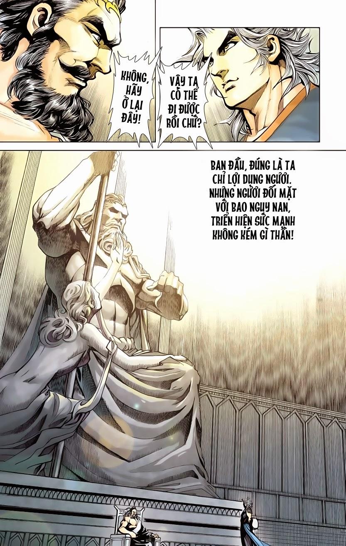 Thần Binh Tiền Truyện 5 chap 21 Trang 8