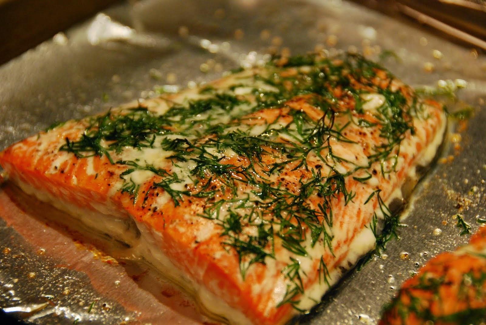 How To Bake Salmon