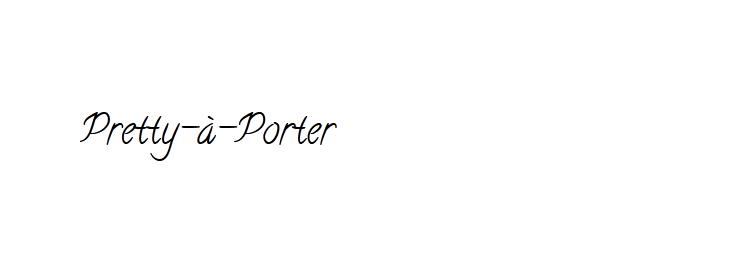 Pretty-à-Porter
