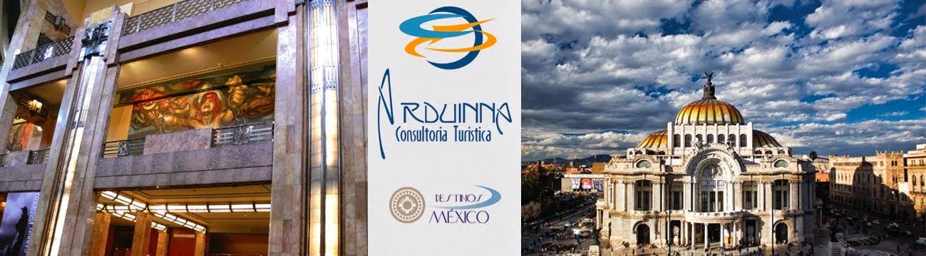 Arduinna Destinos México