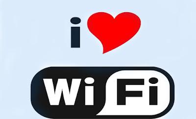 я люблю Wi-Fi