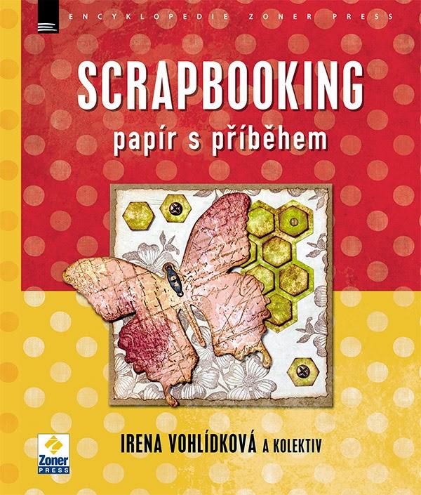 Kniha  nejen o scrapbookingu