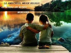 REGALO DE AMISTAD DE MORGANA