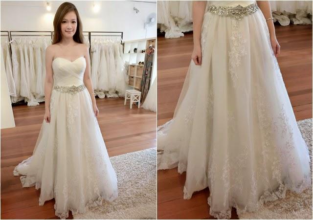 Wedding Gown Rental: Blessed Brides (Part 1) | Katty Tan