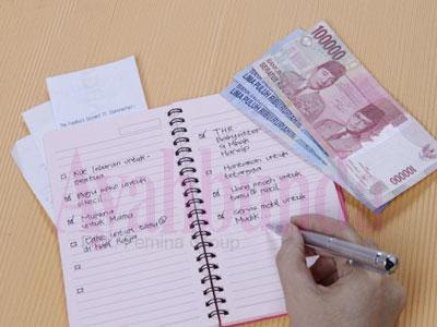 Bagaimana Mengatur Arus Keuangan Keluarga ?   Catatan-Catatan Abu