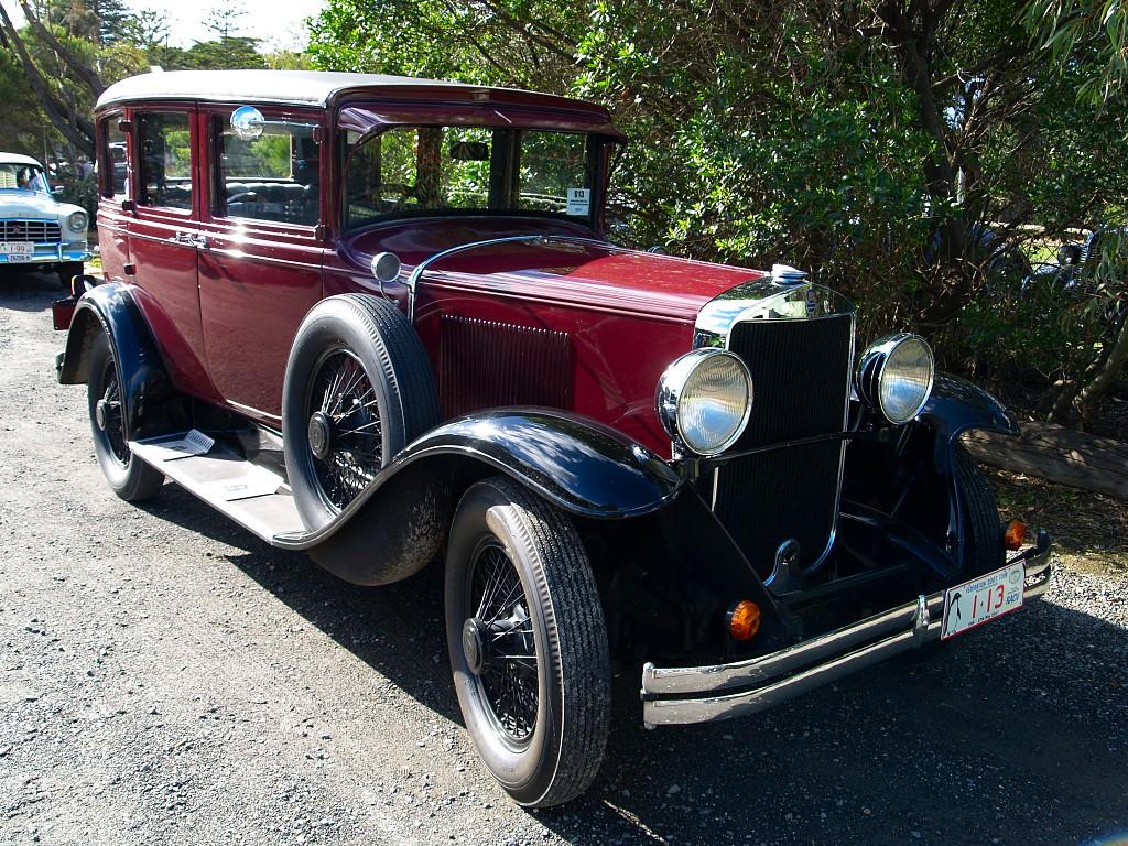 old vintage cars vin