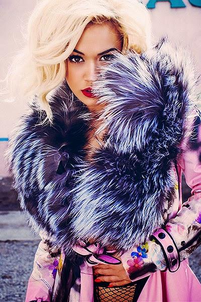 Rita Ora in Russia