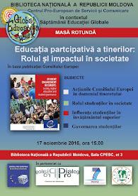 Masă Rotundă cu privire la rolul și impactul tinerilor în societate