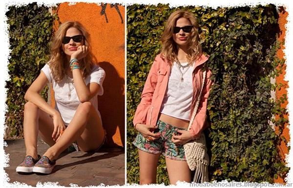 Camperas de verano 2015 looks Doll Fins.