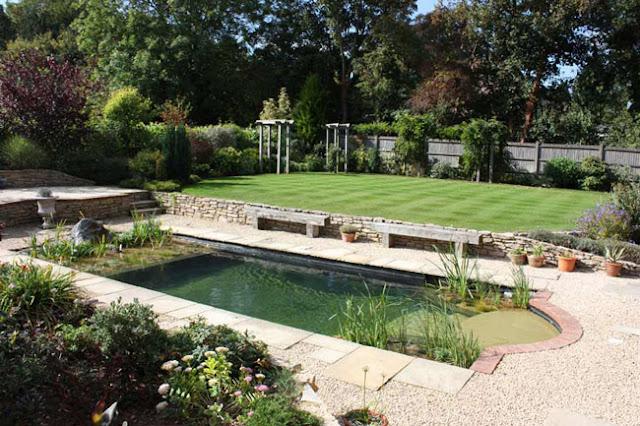 Piscina Ecológica en tu jardín