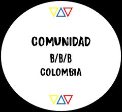 Soy parte de la comunidad B/B/B Colombia