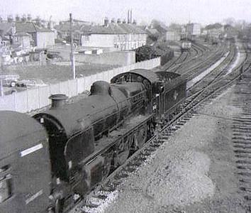 Rail Tour 1965