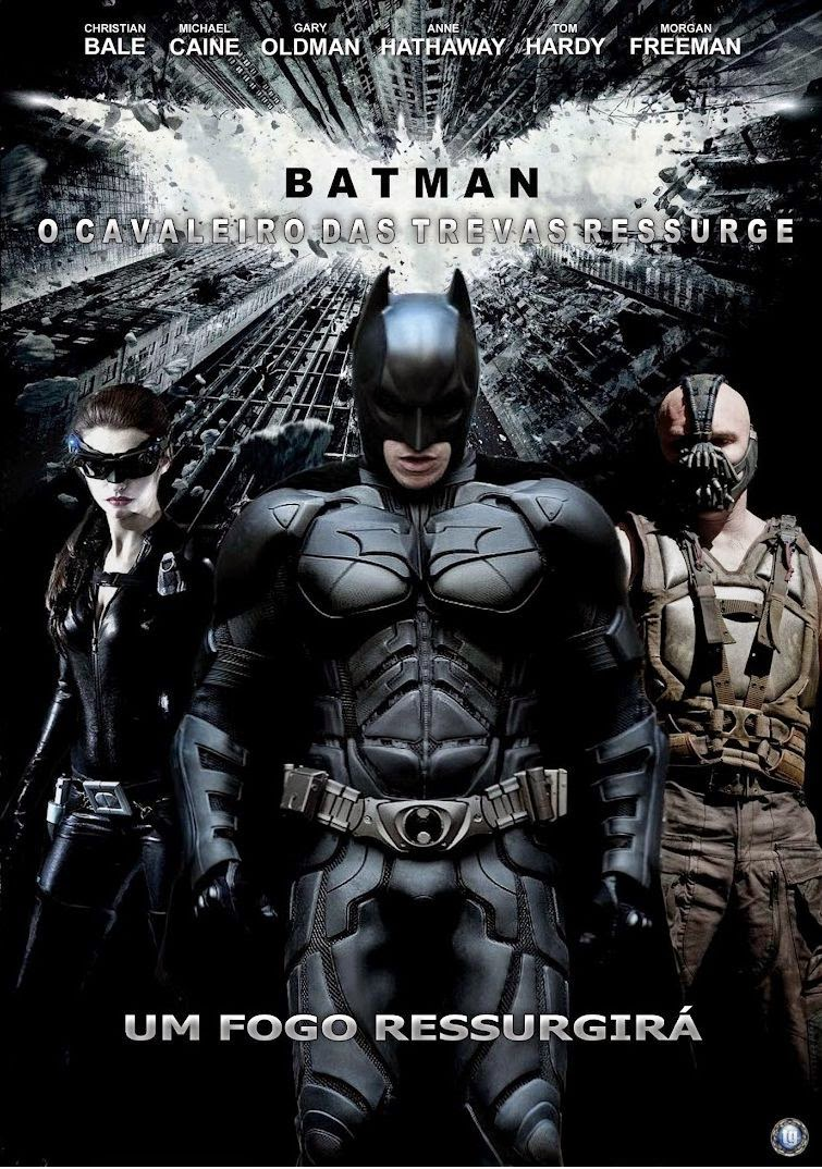 Download - Batman - O Cavaleiro das Trevas Ressurge (2012)