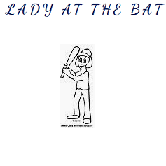Lady at the Bat