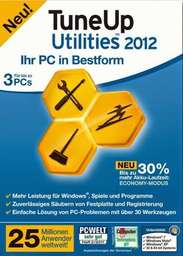 TuneUp Utilities 2012 Serial Key