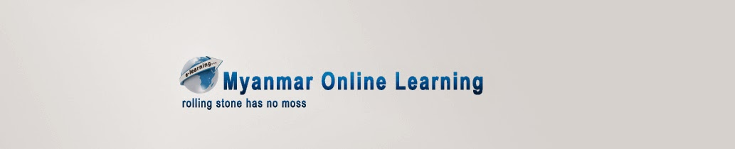 Myanmar Online Learning