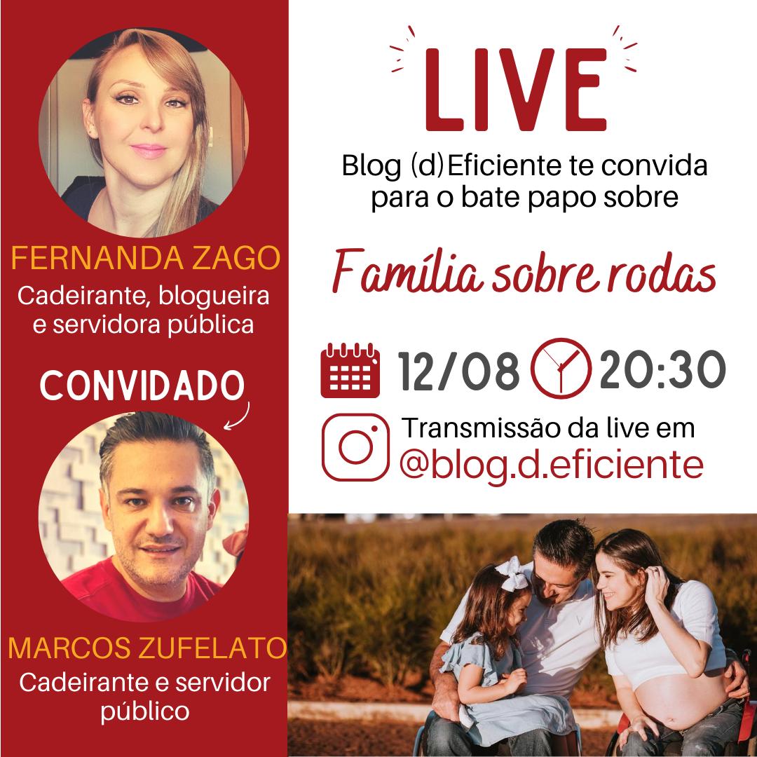 Live com Marcos Zufelato