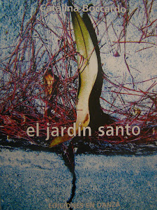 el jardín santo (ediciones en danza)