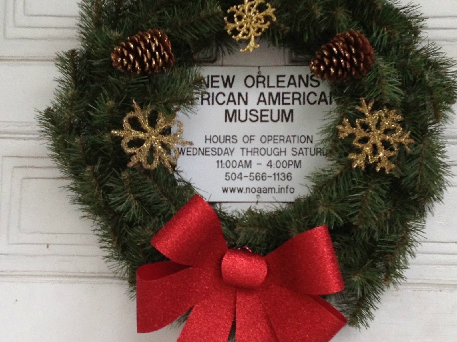New Orleans African American Museum