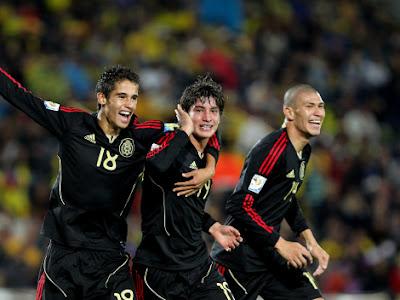 El Tri Sub 20 Tercer Lugar en el Mundial