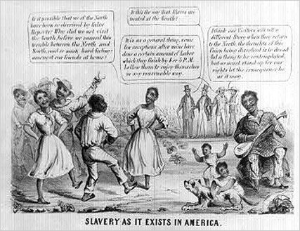 a history of america in the 1850s and the issue of slavery Follow the timeline to learn more about black history in america and the history of slavery in the united states.