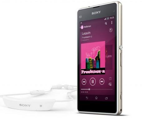 Harga HP Sony Xperia J1 Compact terbaru 2015