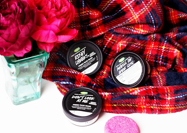 lush haul angels on bare skin dont look at me argan oil shampoo bar rosey cheeks reviews