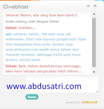 cara mengatasi googlebot tidak bisa mengakses situs