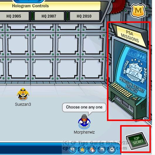 TopSecretandPSAMissions shh! club penguin tips, secrets, and cheats how to do mission 3 how to solve club penguin mission 3 fuse box at honlapkeszites.co