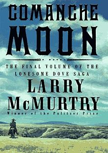 Gary dobbs at the tainted archive comanche moon by larry mcmurtry comanche moon by larry mcmurtry book review fandeluxe Choice Image