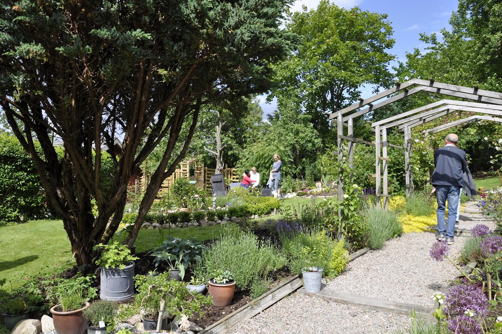Alen trädgård: hela dagen med trevligheter!