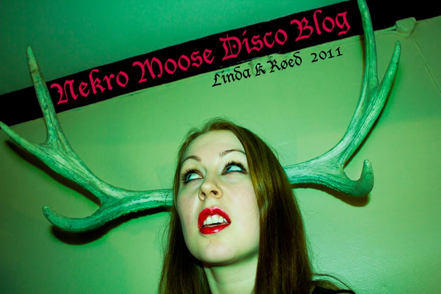 Nekro Moose Disco Blog