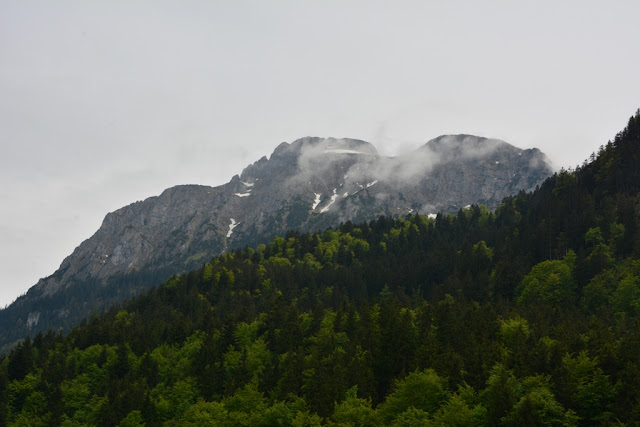 Schwangau Mountains Alps