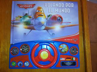 Aviones Volando por el mundo (editorial Pilbooks)