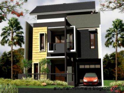 gambar rumah minimalis modern  Cara Mendesain Rumah