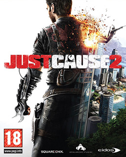 Just Cause 2 HD Cover