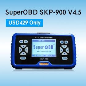SKP 900 Auto Key Programmer