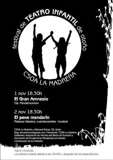 Asturias con niños a donde vamos hoy?  A La Madreña al teatro