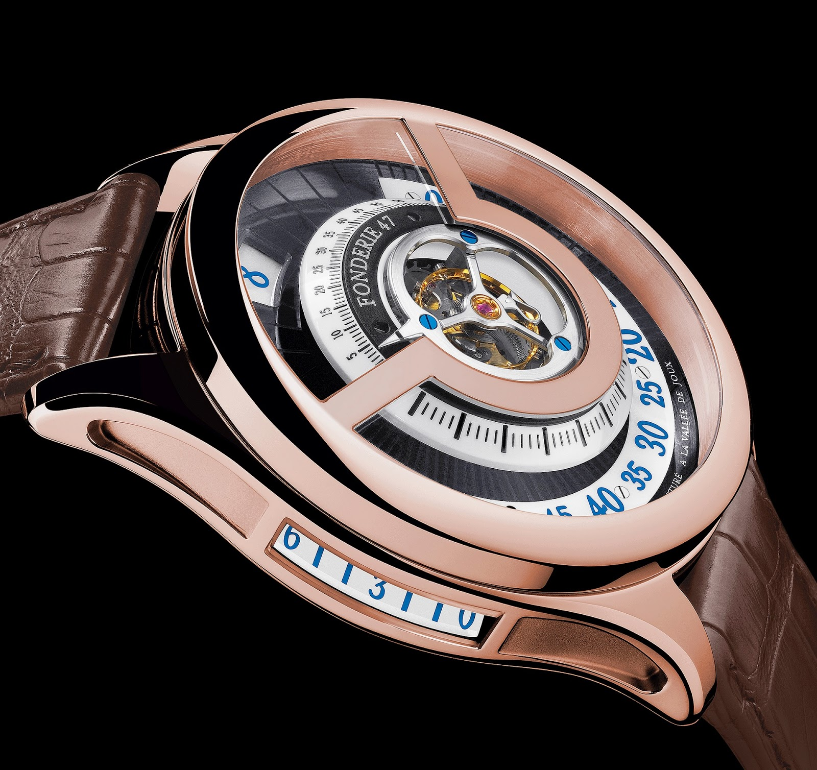 Montre Fonderie 47 Inversion Principle