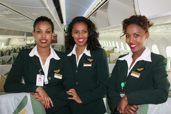 Ethiopian Airline - Flight Team