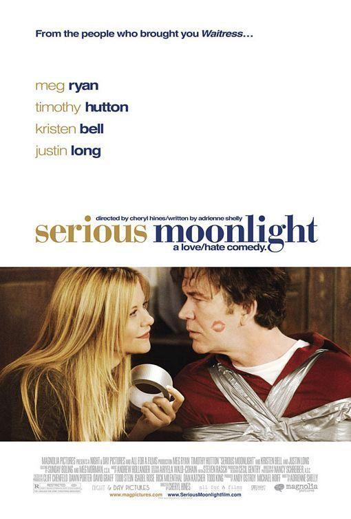 Serious moonlight (Serios a la luz de la luna) (Atrapado por amor) (Una pareja de tres) (2009) Español Latino