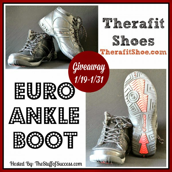 Enter the Therait Euro Ankle Boot Giveaway. Ends 1/31