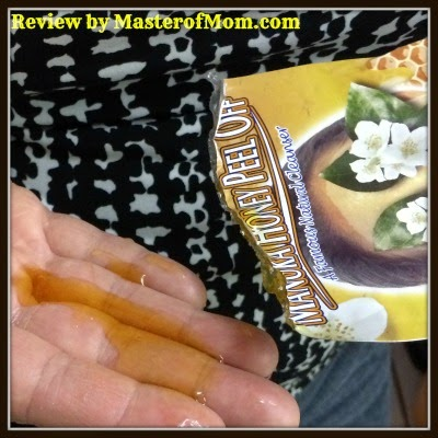 Manuka Honey Peel Off Mask Review