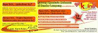 Lowongan Kerja Rider & Admin Ojekuliner.com Bandar Lampung
