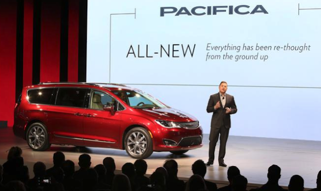 Chrysler Just Made Minivans Cool with the 2017 Pacifica