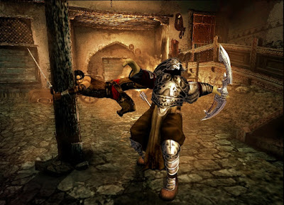 Prince of Persia The Two Thrones Screenshot
