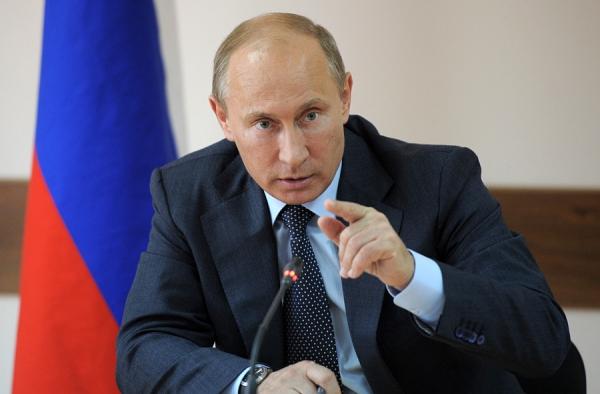 "Putin: ""We cannot give up Donbass to be eaten by Ukrainian nationalists"""