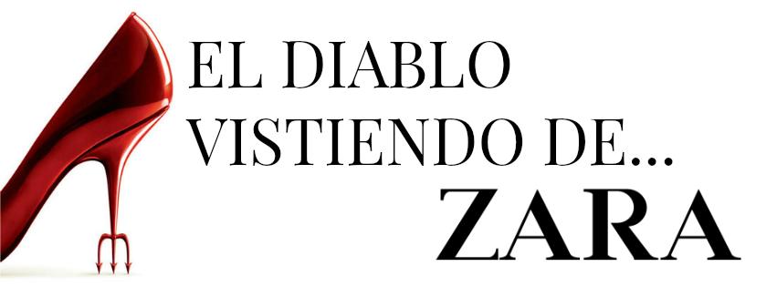El diablo vistiendo de Zara